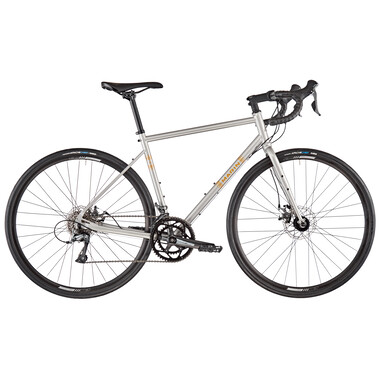 Vélo de Gravel MARIN BIKES NICASIO Shimano Claris 34/50 Argent 2022